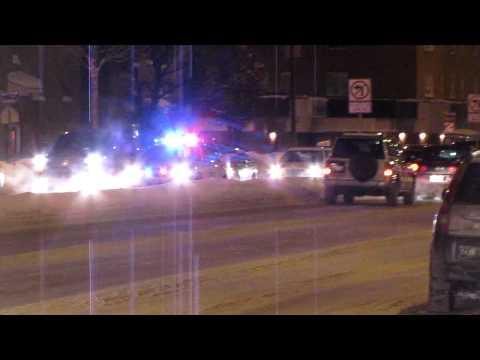 Winnipeg police service (extreme siren use)