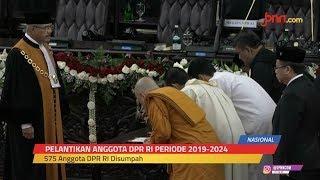 Sah, Inilah Isi Sumpah dan Janji Anggota DPR 2019 - 2024 - JPNN.com