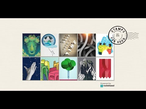 Stamps For Good Charity Initiative 2016