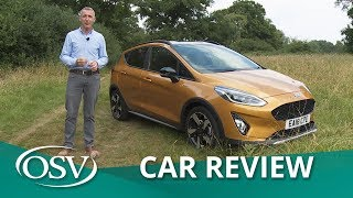 Ford Fiesta Active 2018 In-Depth Review | OSV Car Reviews