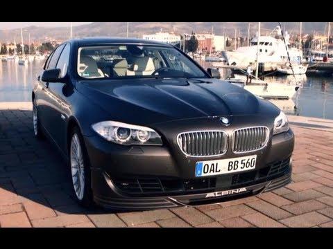 Alpina B5 Biturbo BMW M5 Alpina HD In Detail Commercial Alpina B5 Review Carjam TV HD