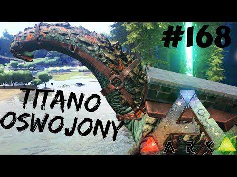 ARK Survival Evolved - Titanosaur oswojony - zawiedziony #148