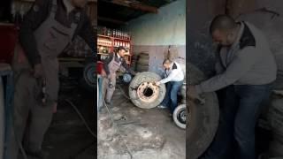 comment gonfler un pneu sans pompe