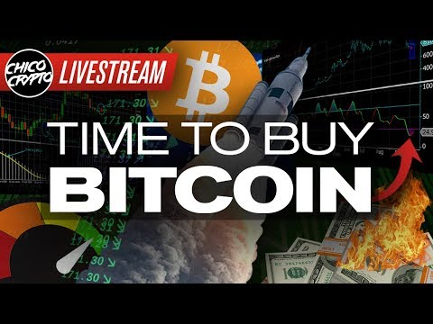 Bitcoin Indicator Signals BUY! 1st Time Since 3k Bottom!