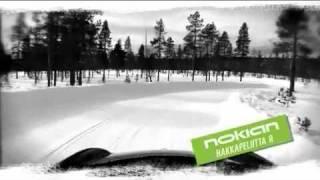 зимние автошины Nokian  Hakkapeliitta 5, Hakkapeliitta R, WR G2(Рекламный ролик зимних шин Nokian. Купить шины Nokian вы можете в интернет магазине СПб Колесо по доступной цене..., 2010-09-09T19:08:43.000Z)