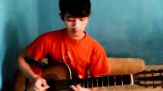 Marvel Lagi Bohong Guitar Cover By Ihsan Metafour.mp4