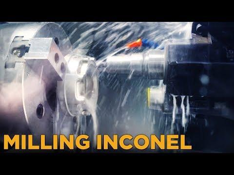 Multi-Axis CNC Machining on a DMG MORI Lathe - Vlog #45