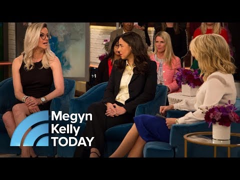 Women Talk About Sexual Harassment On Capitol Hill: 'I Felt Like A Prostitute'   Megyn Kelly TODAY