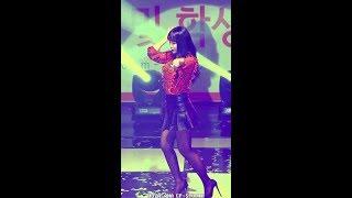 180327 홍진영/Hong JinYoung 따르릉/Ring Ring 직캠/fancam @ 계명문화대  by hoyasama