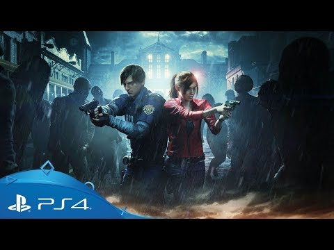 Resident Evil 2 | Launch Trailer | PS4