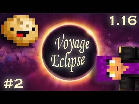 MINECRAFT 1.16: Voyage Eclipse  -  POTATO HOUSE TUTORIAL  Ep. 2
