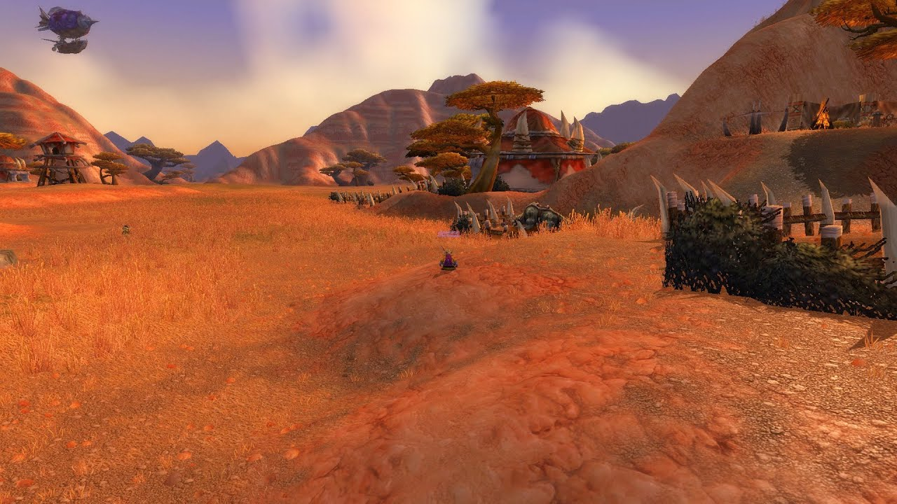Mount Hyjal  Northern Barrens Tune  Cataclysm Music  YouTube