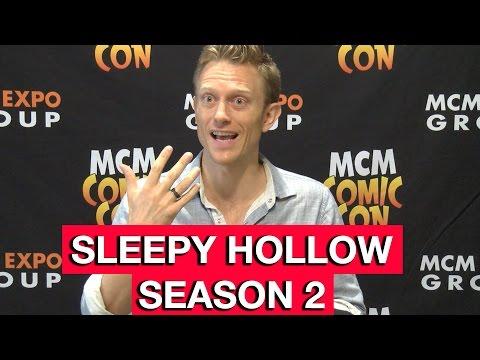 Sleepy Hollow Season 2 Interview - Neil Jackson