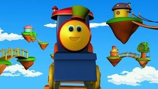Bob , der Zug - Abenteuer mit Zahlen | Bob, Number Adventure