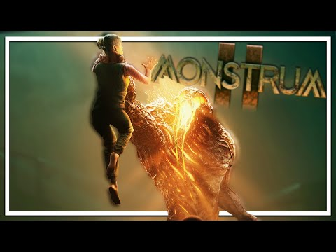 I Became The Brute Monster And Hunting EVERYONE   Monstrum 2  
