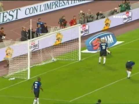 Roma Inter 0-4 highlight sky
