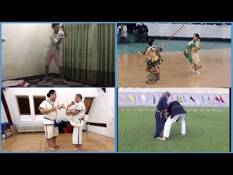 Obscure And Sometimes Hilarious Martial Arts