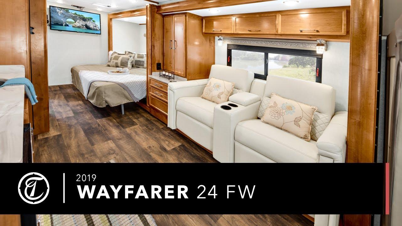 2019 Tiffin Wayfarer 24FW