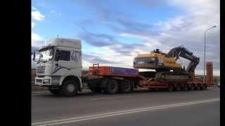 Nomad Services негабаритные и тяжеловесные перевозки(, 2013-12-30T06:03:05.000Z)