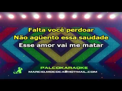 Banda Céu e Cantos   Se você ama perdoa - Karaoke