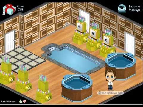 Yoville rooms