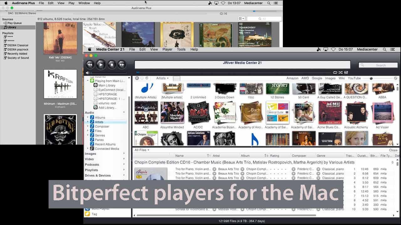 JRiver Media Center for OSX, Alpha Release