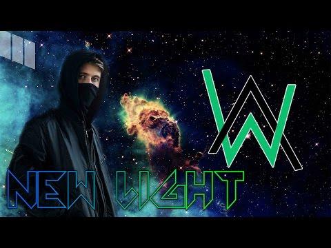 Alan Walker - New Light (New Song 2017) [Official Music Video]