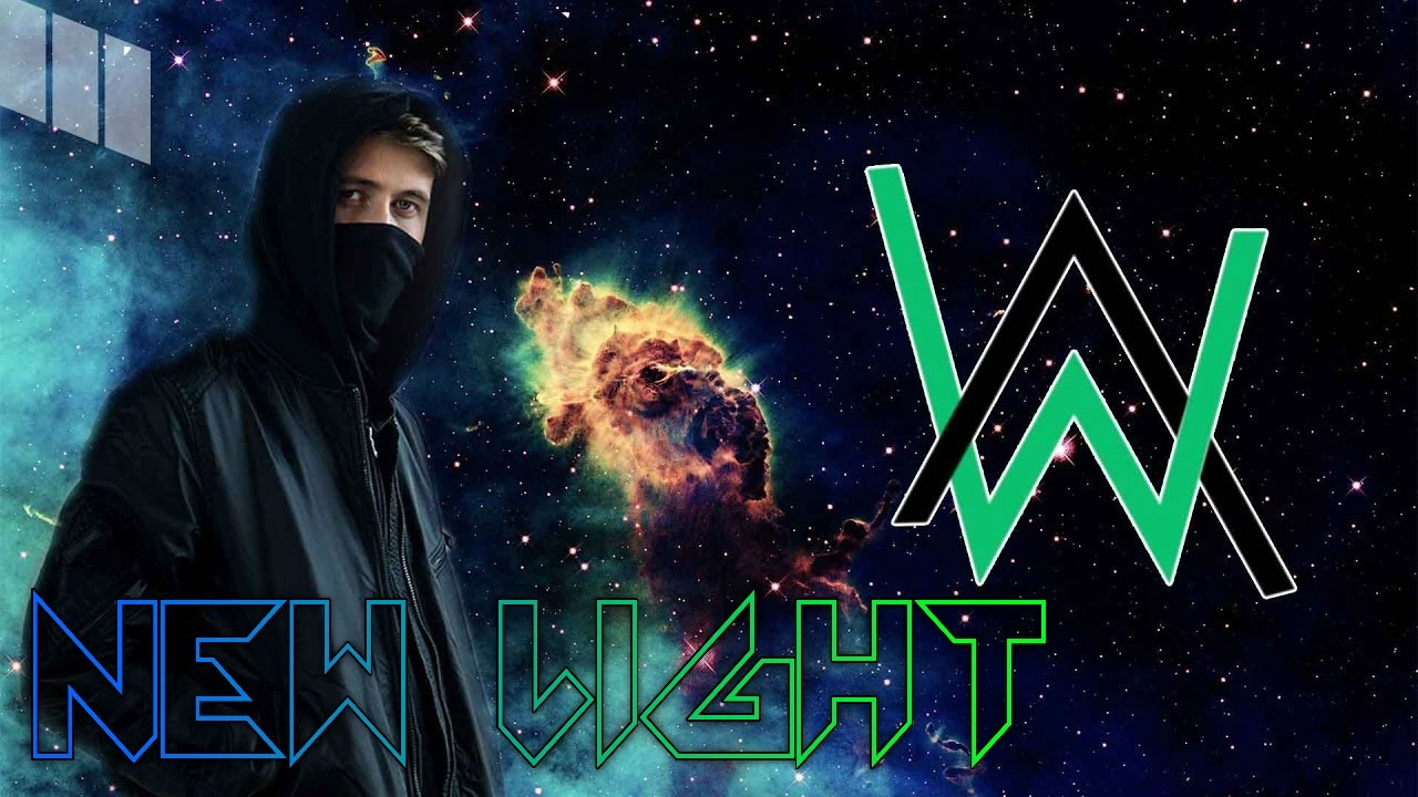 Alan walker new light new song 2017 official music video youtube - Alan walker logo galaxy ...