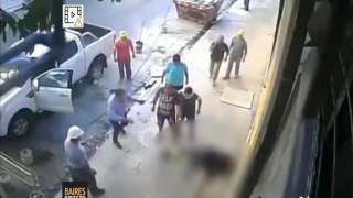 Quisieron asaltarlo y se defendió a los tiros – Telefe Noticias