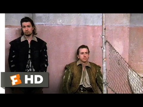 Rosencrantz & Guildenstern Are Dead (1990) - Playing Questions Scene (2/11)   Movieclips