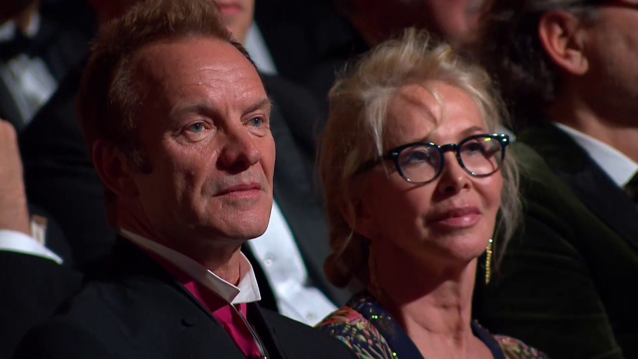 Sting Receives Polar Music Prize, Gets Covered By The