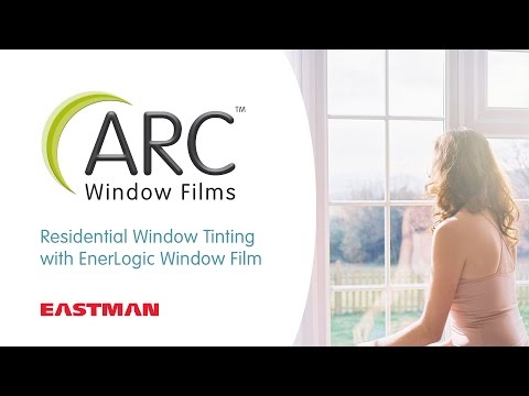 Home Window Tinting With EnerLogic® Window Film
