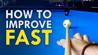 Pool Lesson | Tнe Easiest Way To Improve Your Stroke & Shotmaking - GoPro