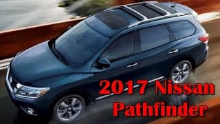 2017 Nissan Pathfinder Picture Gallery