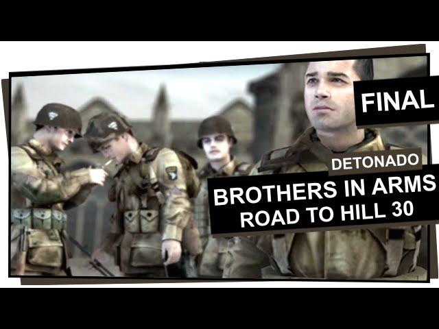 Brothers in Arms: Road to Hill 30 #20 (FINAL) - Vitória em Carentan (Legendado em português)