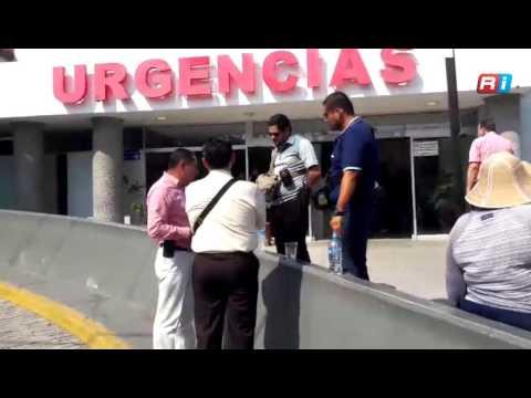 Atentan contra director del ISSSTE de Mazatlán