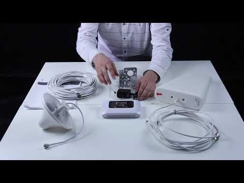 Répéteur LCD 3G Nikrans LCD-3503G par MyAmplifiers