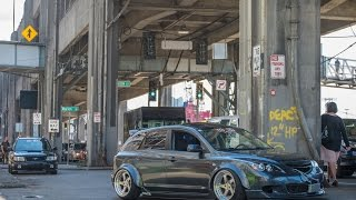 Widebody Mazda 3 | JDM Forester | A Long Way From Home | 403MEDIA