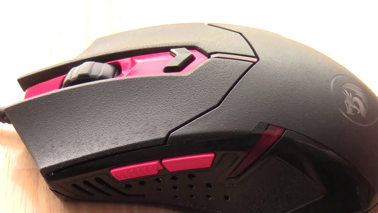 Redragon M601 Gaming Mouse Review Youtube
