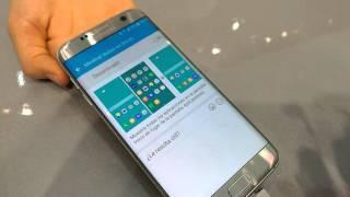 Samsung Galaxy S7 y S7 Edge,  funciones experimentales (Galaxy Labs)