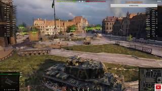 Пробуем играть на победу World of Tanks После долгого перерыва / Видео