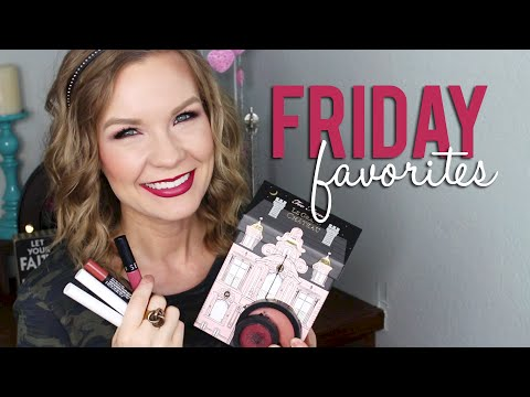 Friday favorites too faced sonia kashuk sephora