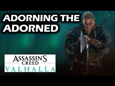 Adorning The Adorned Walkthrough   Snotinghamscire   Assassin's Creed Valhalla