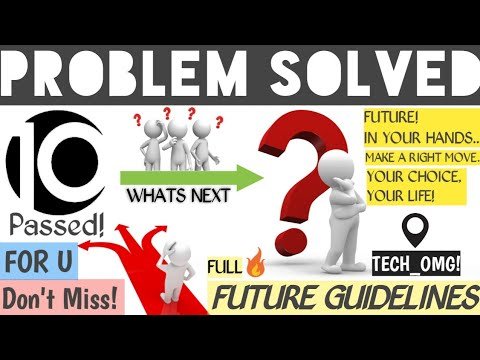 What to Do After Tenth? | Problem Solved|| Just Watch this Video