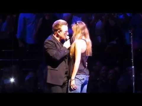 U2 - Mysterious Ways - Boston Garden, Boston, MA - July 11, 2015