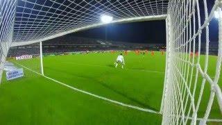 فيديو   هدف علي طريقة البلاي ستيشين في الدوري المكسيكي. ·