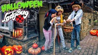 Маринетт и Хлоя СТАЛИ СТАРУХАМИ! Ледибаг + Гренни = ГренниБаг! Спецвыпуск Хэллоуин