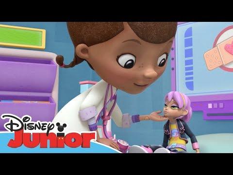 Dottoressa Peluche - Ospedale Dei Giocattoli - La Bambola Senza Energia - Dall'episodio 101