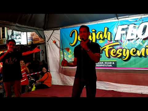 Ady ukays duet Saiful - kerana pepatah lukaku berdarah