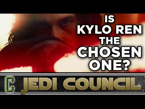 Is Kylo Ren The Chosen One?
